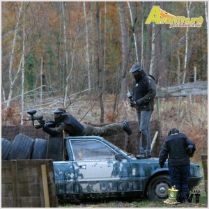 paintball AVT Aven'Thuré